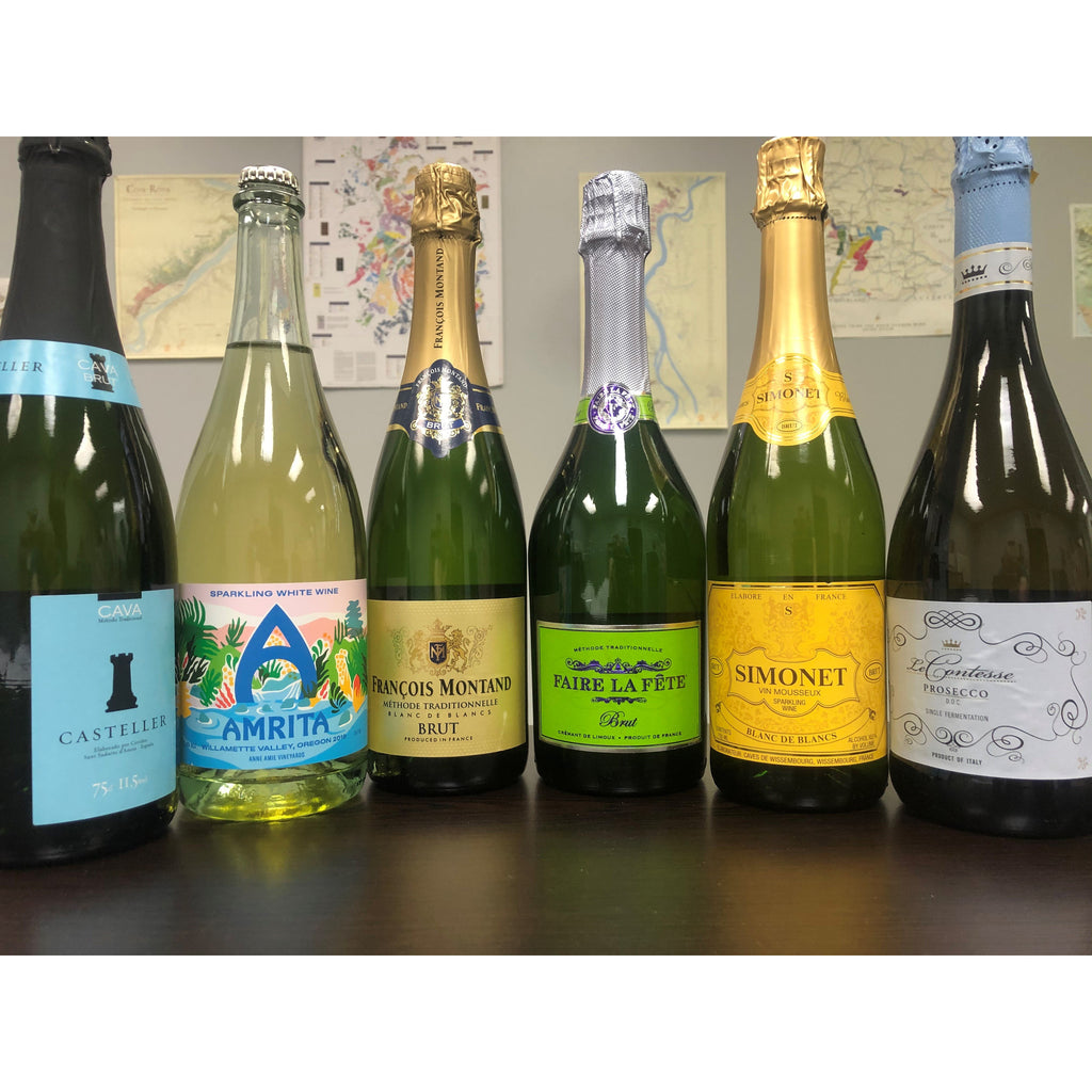 Holiday Bubbles Package - 6 Bottle
