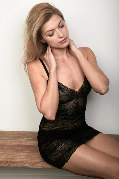 All Lace Glamour Full Slip
