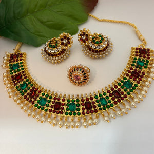 Kemp necklace combo NKC616