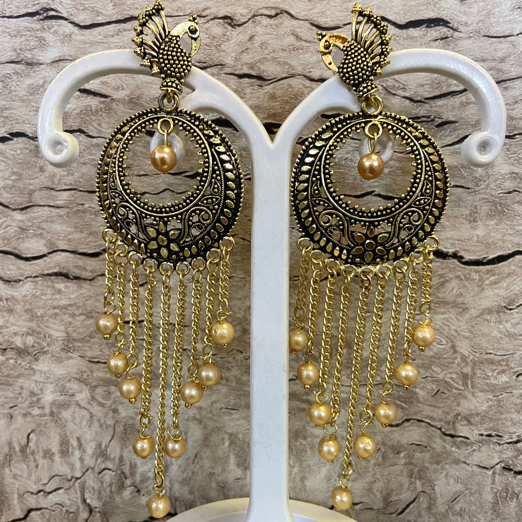 Trendy Classy Earrings ES940