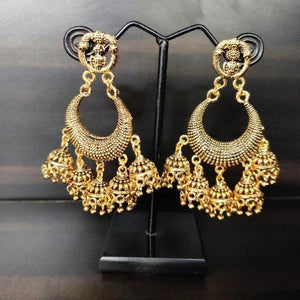 Chandbali Earrings ES609 | Sunu's Fashions