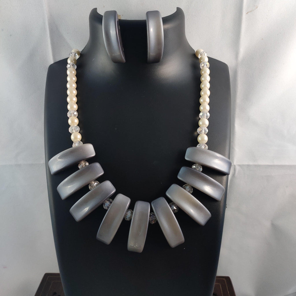 Trendy Beaded Casual Necklace NKC362 | Sunu's Fashions