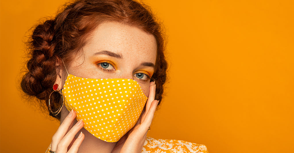 Why are people embracing fashionable face masks?