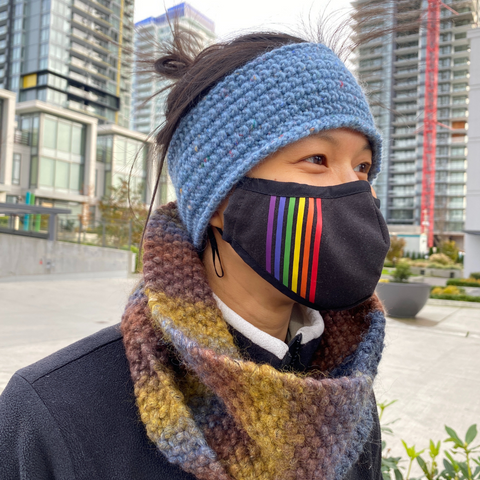 Best 3-layer reusable mask Canada and USA
