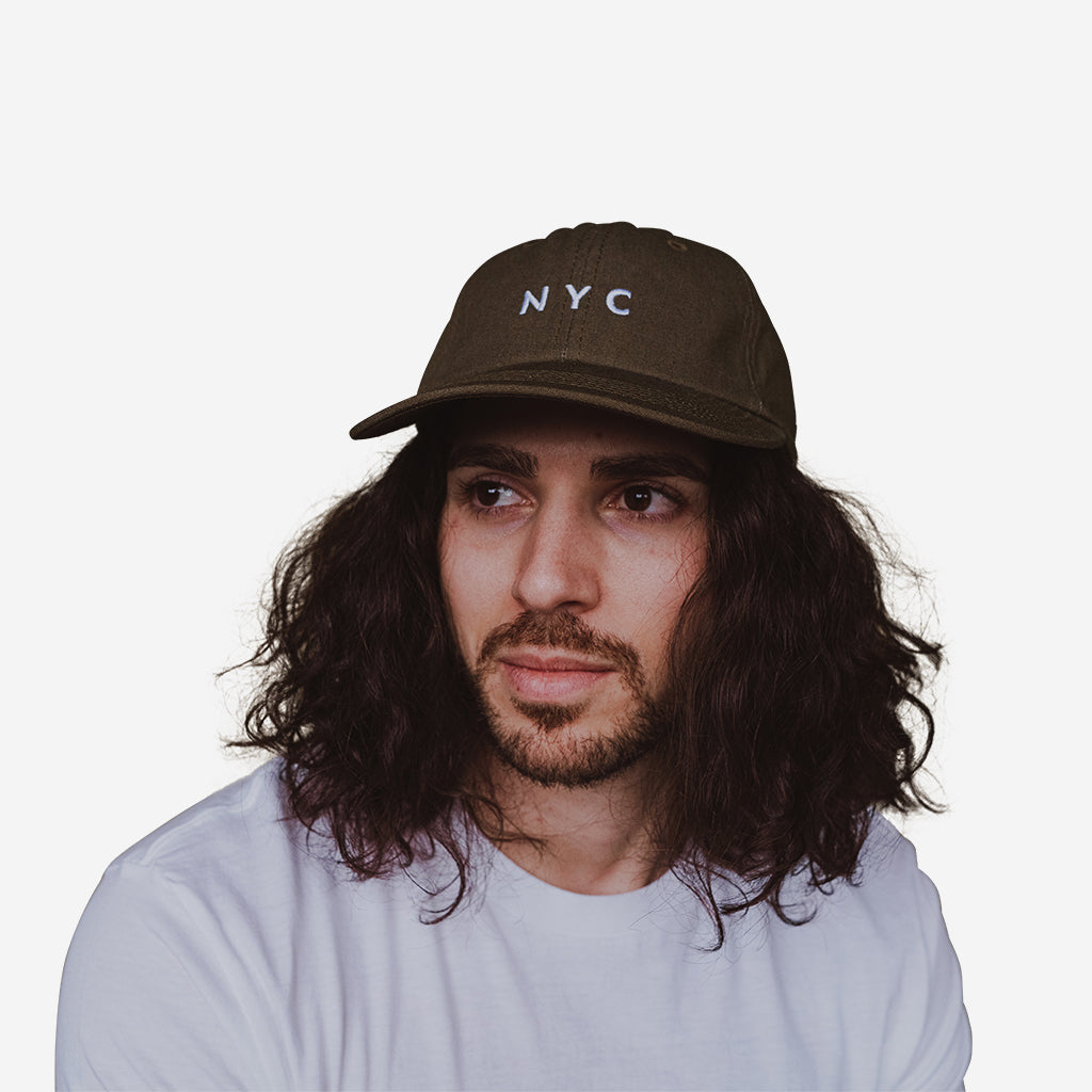 Olive NYC Hat- City Design