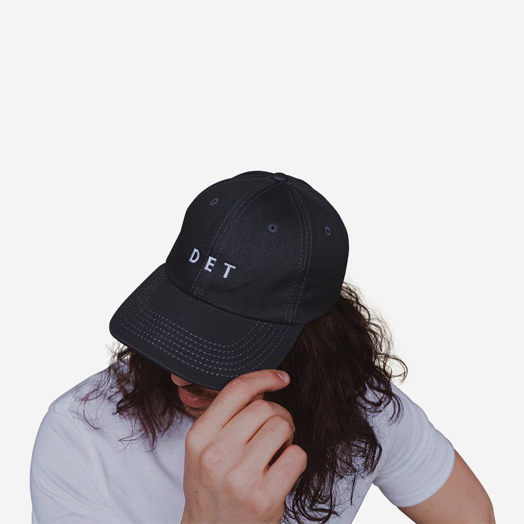 Navy DET Hat- City Design