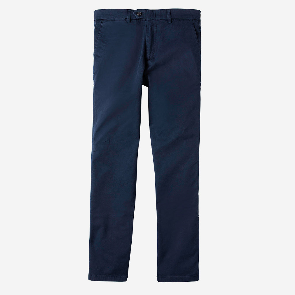 Premium Stretch Chino - Navy