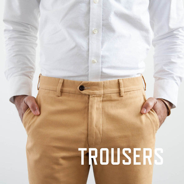 Trousers by Elk Head Clothing