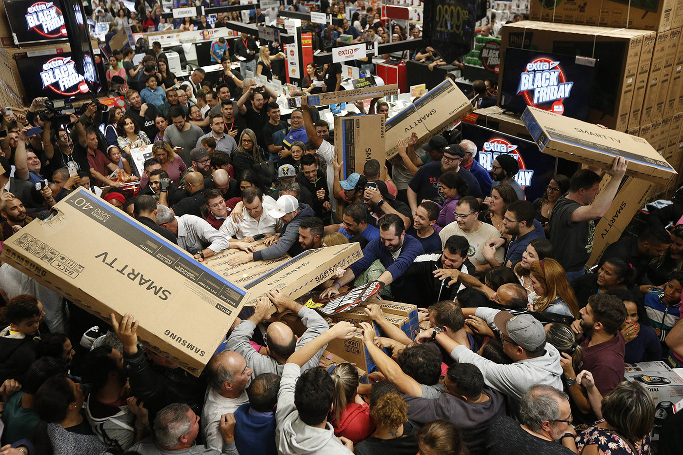 Black Friday Is Terrible, Why We're Moving to a Circular Economy, and How Philadelphia is Responsible For It All