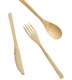 wooden utensils - Day Owl