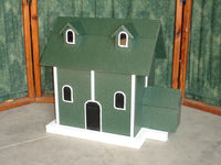 2 ft. Poly Keepers House with lighted inside