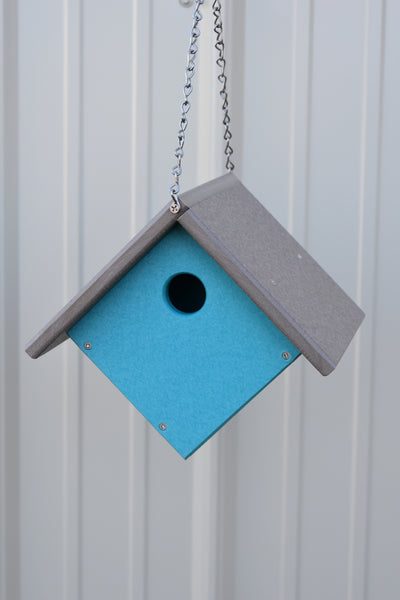 Poly Wren House and Birdhouses for Many other Birds
