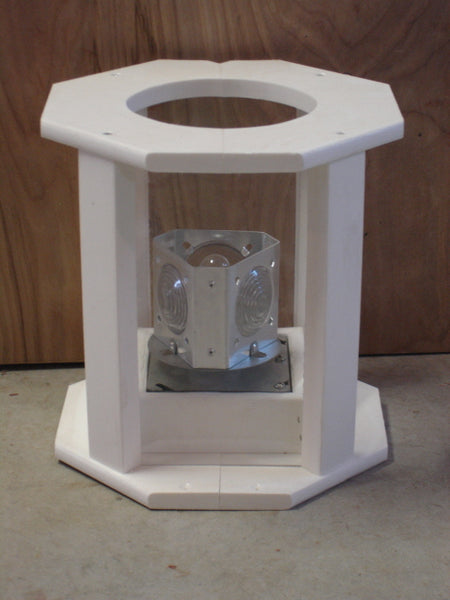 Revolving (Rotating) Light/with light box for Poly Lighthouses