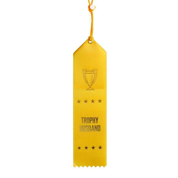 Trophy Husband Ribbon