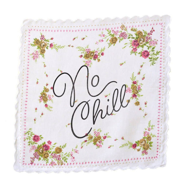No Chill Handkerchief - colors may vary