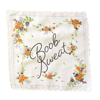 Boob Sweat Handkerchief - color may vary