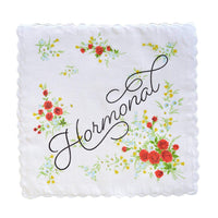 Hormonal Handkerchief - color may vary