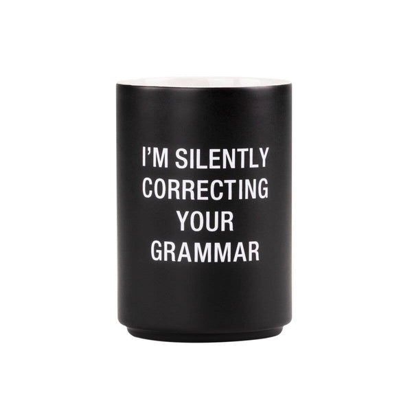 Grammar Pencil Cup