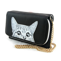 Peeking Cat Wallet