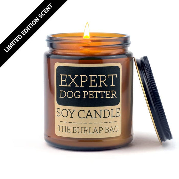 Expert Dog Petter - Soy Candle