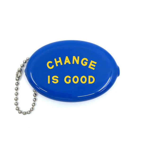 Change is Good - Coin Pouch