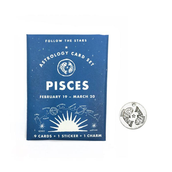 Pisces Astrology Card Pack