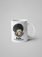 Moira Rose BéBé It's Cold Outside Schitt's Creek Coffee Mug