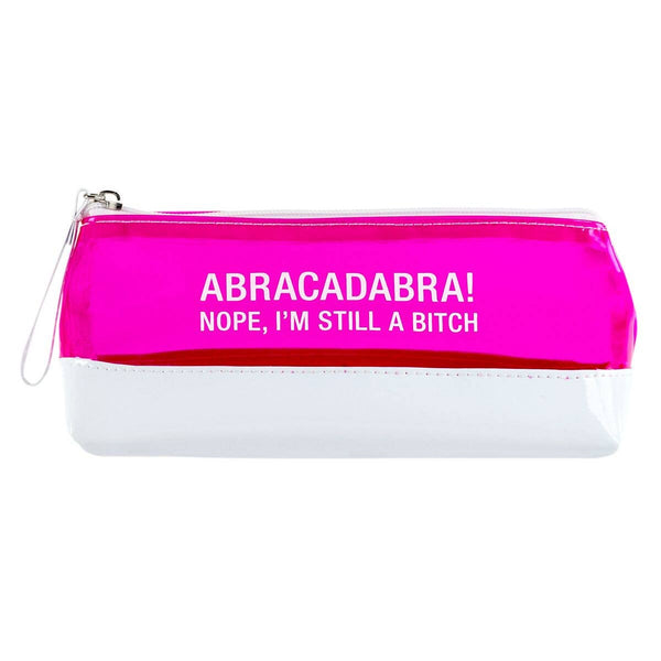 Abacadabra Makeup Bag