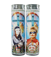 Ab Fab Celebrity Prayer Candle Set