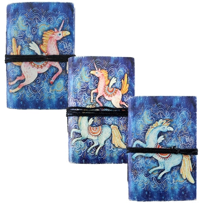 Unicorn Dreams Mini Journal - Set of 3