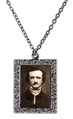 Edgar Allen Poe Necklace