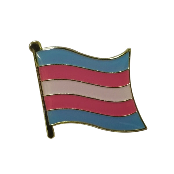 Transgender Pride Flag Pin