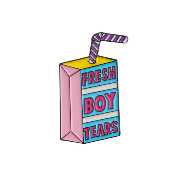 Fresh Boy Tears - Pin