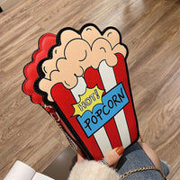 Popcorn Novelty Purse