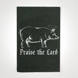 Praise The Lard - Hang Tight Towel