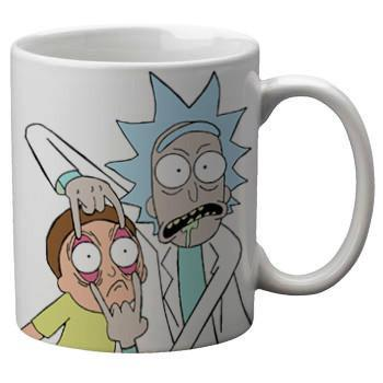 Rick and Morty Coffee Mug