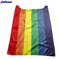 Pride Flag Cape