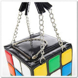 Rubiks Cube Purse