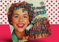 Every Time You Go Away - Misheard Song  Lyrics Coasters - Set of 4