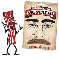 Bacon Scented Mustache