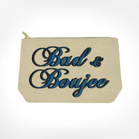 Bad And Boujee - Makeup Bag