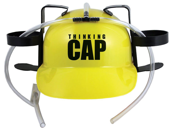 Thinking Cap Beer Helmet