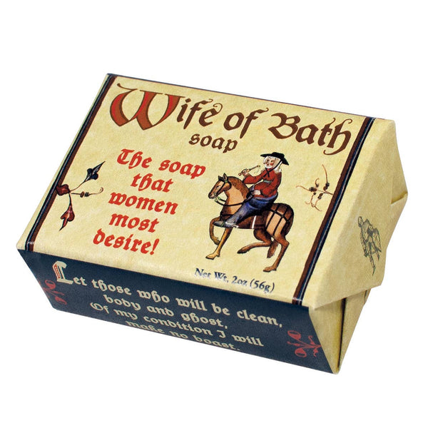 Wife of Bath - 2oz Guest Soap Soap