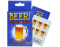 Drinking Card Game - Beer!