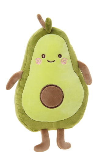 Mr. Avocado Plushie