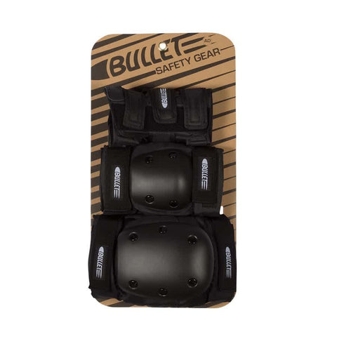 Bullet Adult 3 pcs Pads set