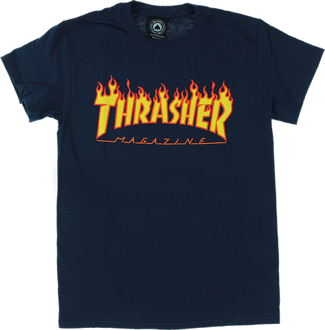 Thrasher Navy T