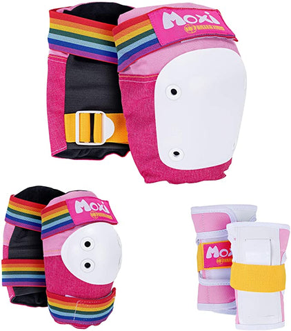 187 JR MOXI Pink Six Pack Pads