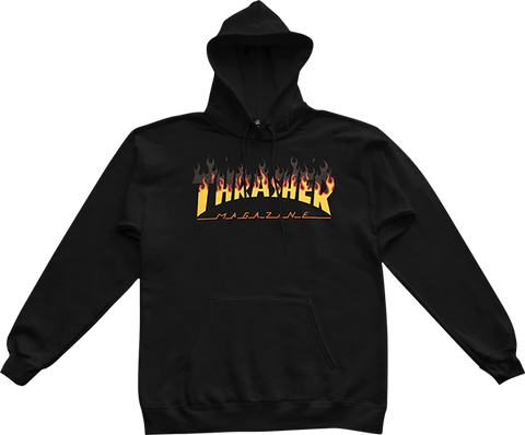 Thrasher BBQ HD/SWT BLACK