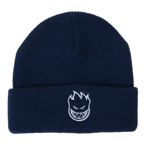 Spitfire Big Head Navy/White Beanie
